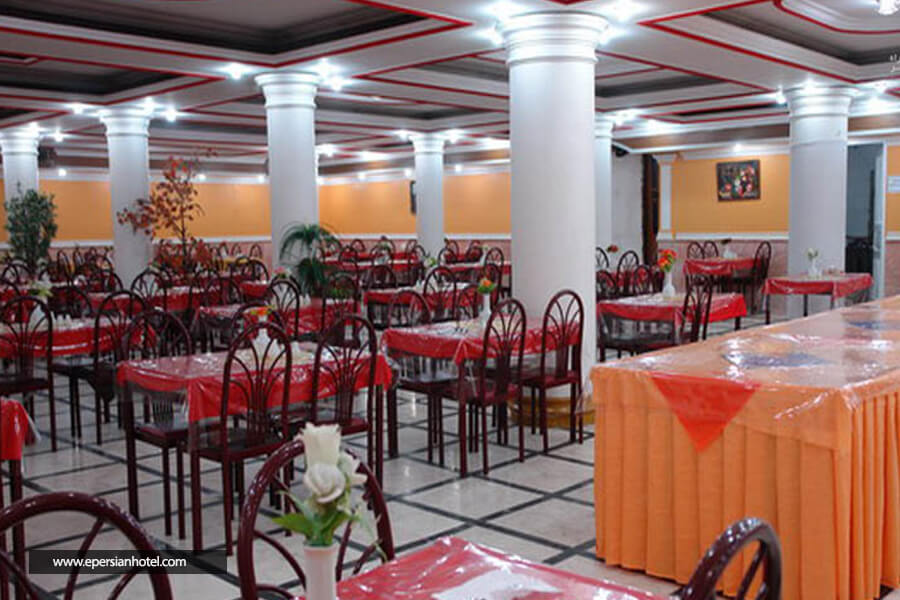 هتل خاور مشهد رستوران