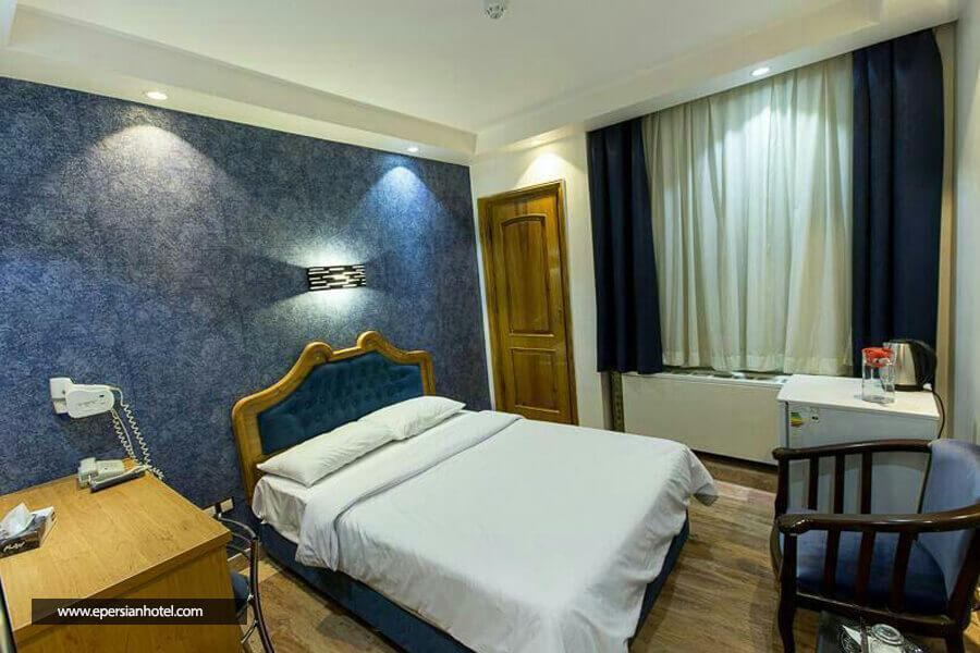 هتل خیام مشهد اتاق دابل