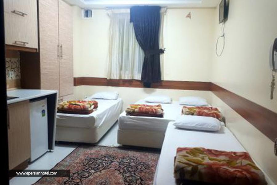 هتل خراسان مشهد