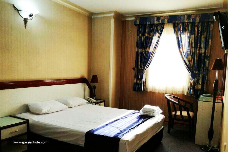 هتل کیان مشهد اتاق دوتخته