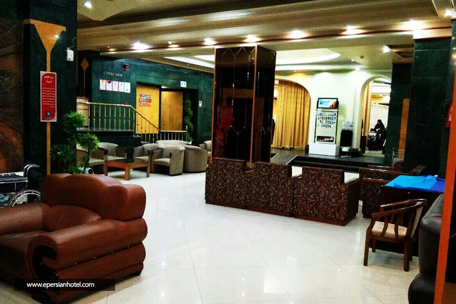 هتل کیان مشهد لابی