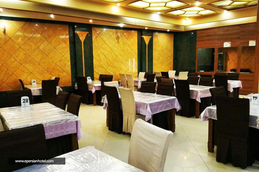هتل کیان مشهد رستوران