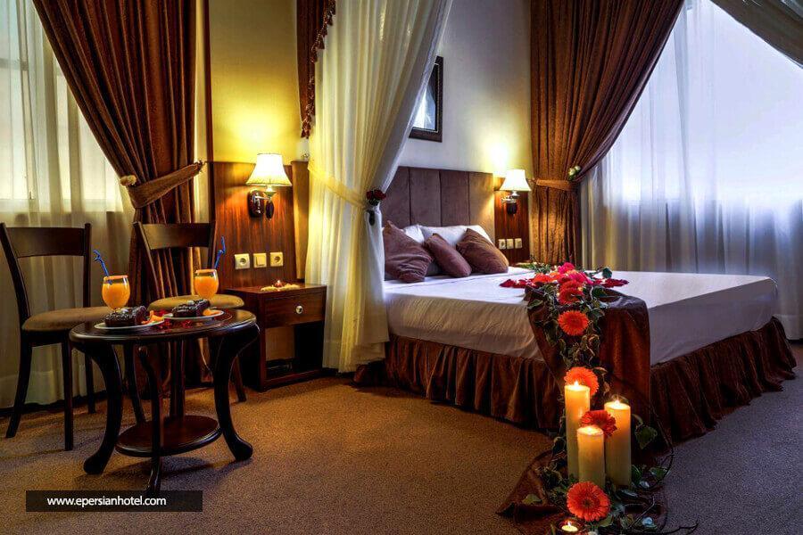 هتل کیانا مشهد اتاق دو تخته