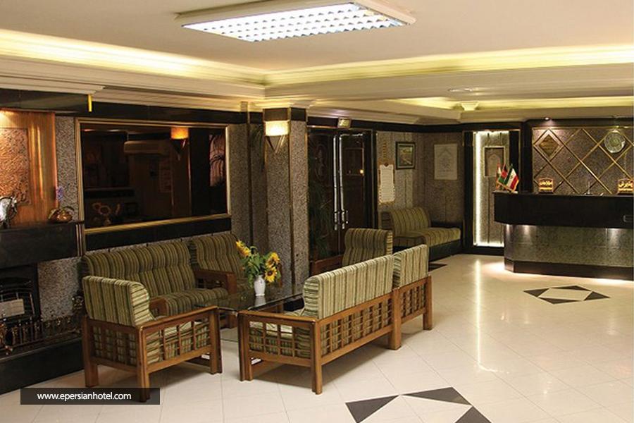 هتل کوروش مشهد لابی