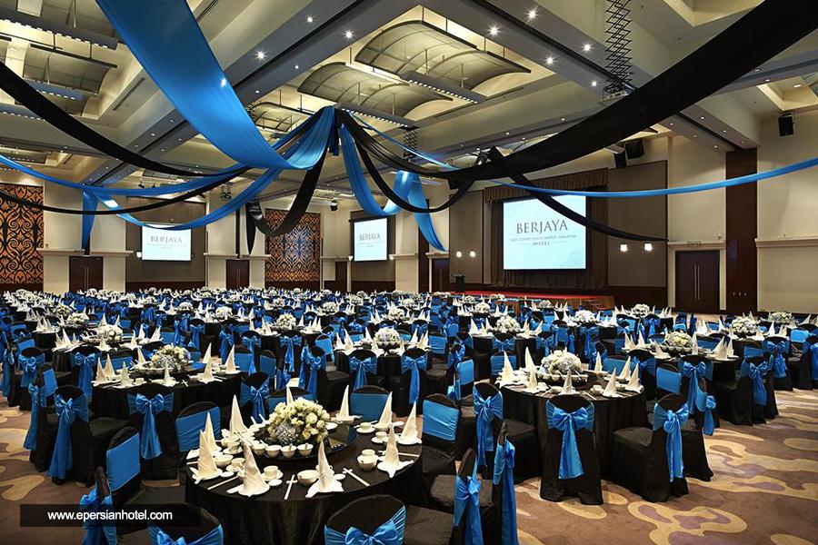 هتل برجایا تایمز اسکوئر کوالالامپور رستوران