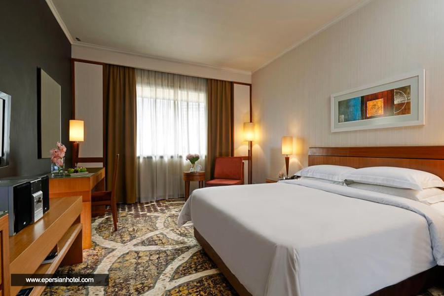هتل کنکورد کوالالامپور اتاق دبل