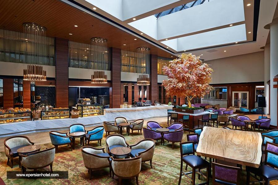 هتل کنکورد کوالالامپور رستوران