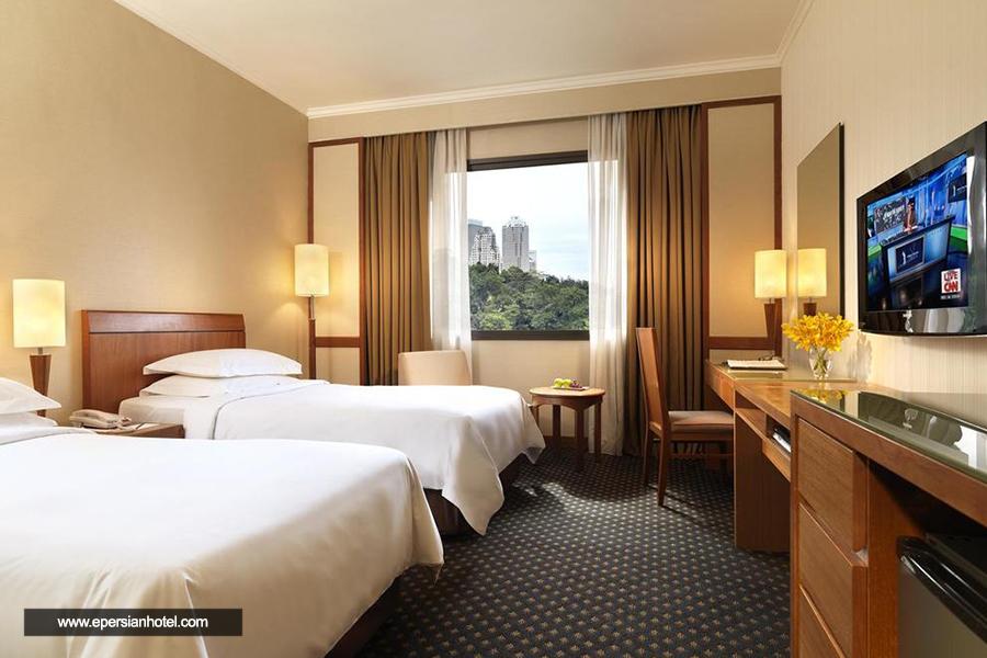 هتل کنکورد کوالالامپور اتاق تریپل