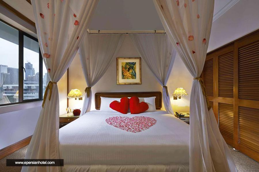 هتل کورس کوالالامپور اتاق دبل