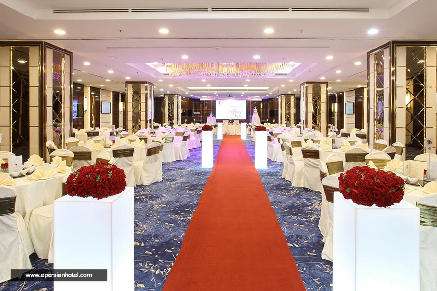 هتل کورس کوالالامپور رستوران
