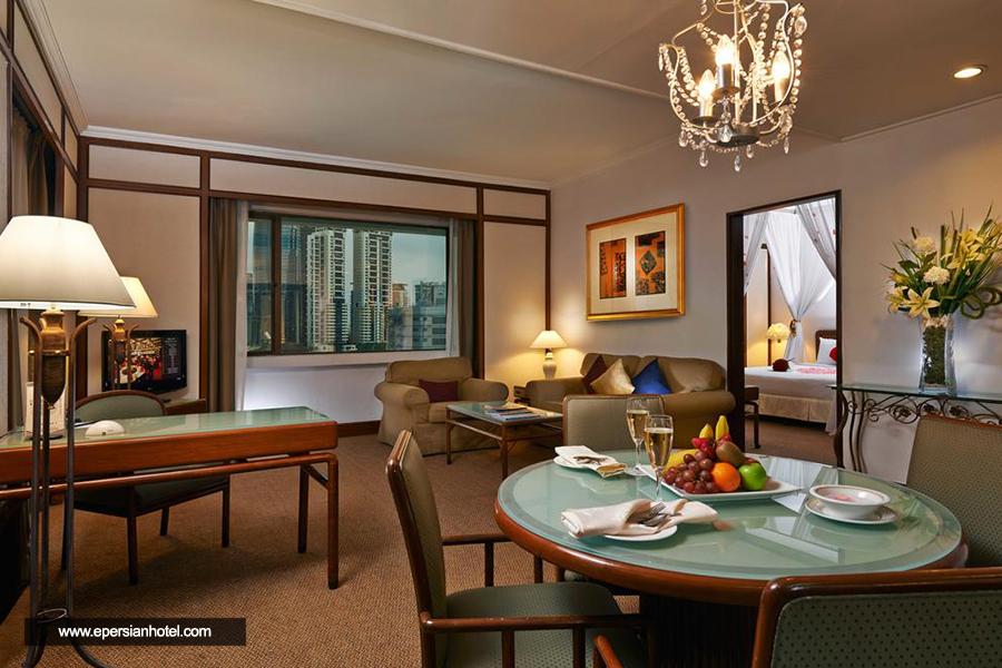 هتل کورس کوالالامپور اتاق