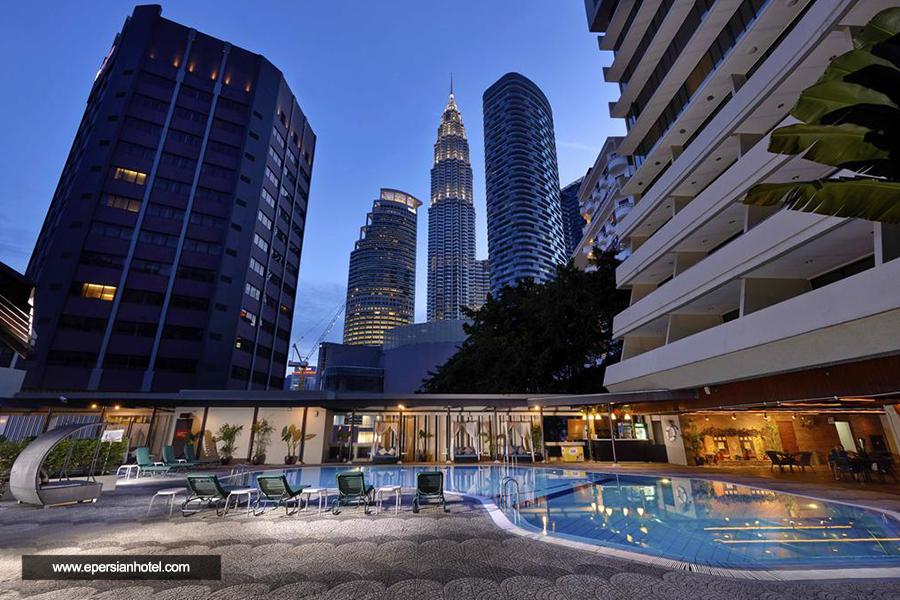 هتل کورس کوالالامپور نما