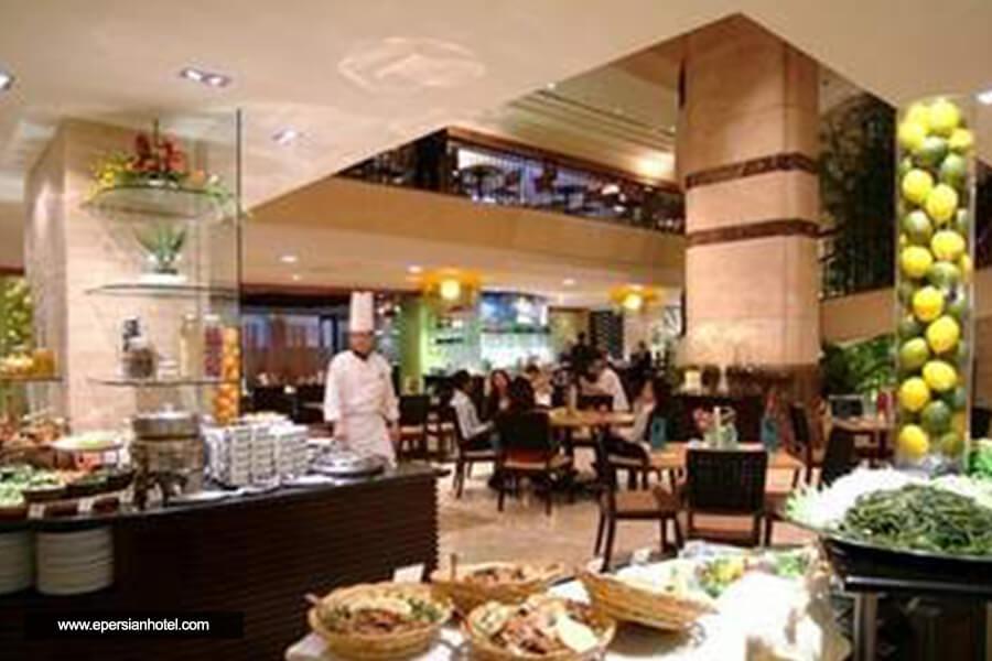 هتل اکواتوریال کوالالامپور رستوران