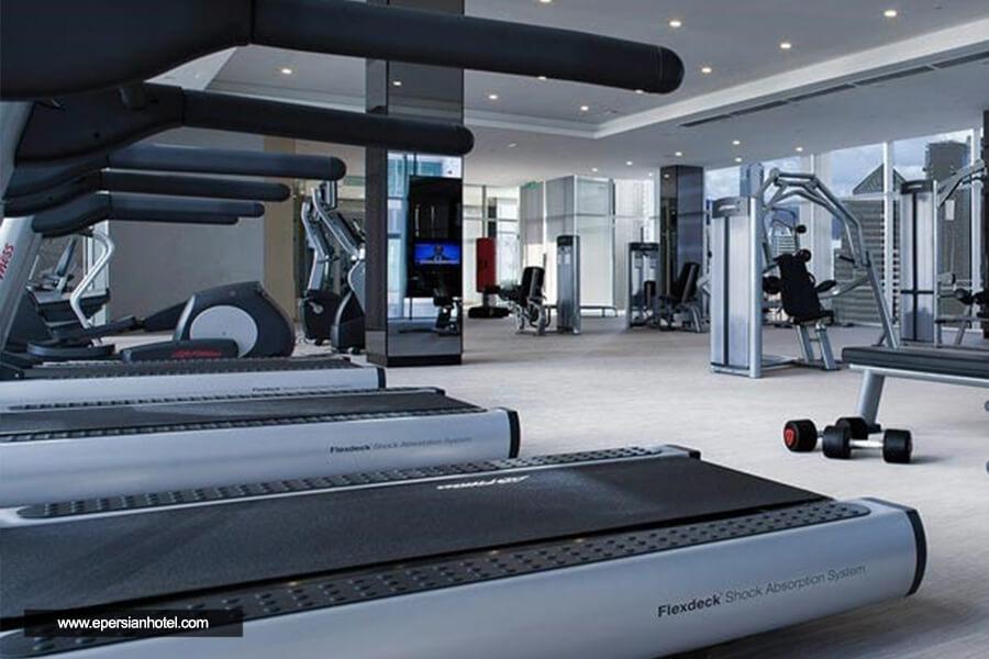 هتل فریزر رزیدنس کوالالامپور سالن ورزشی