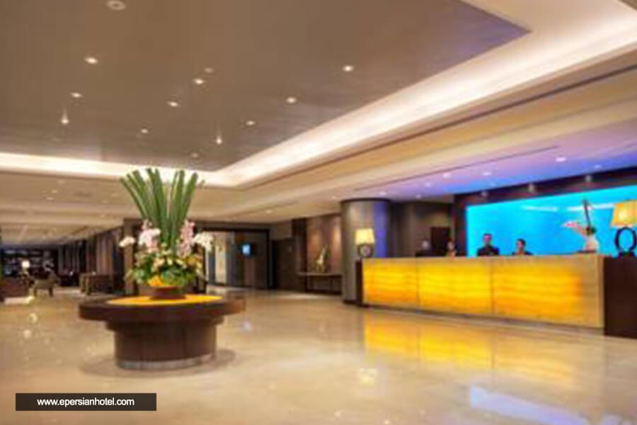هتل فوراما بوکیت کوالالامپور پذیرش
