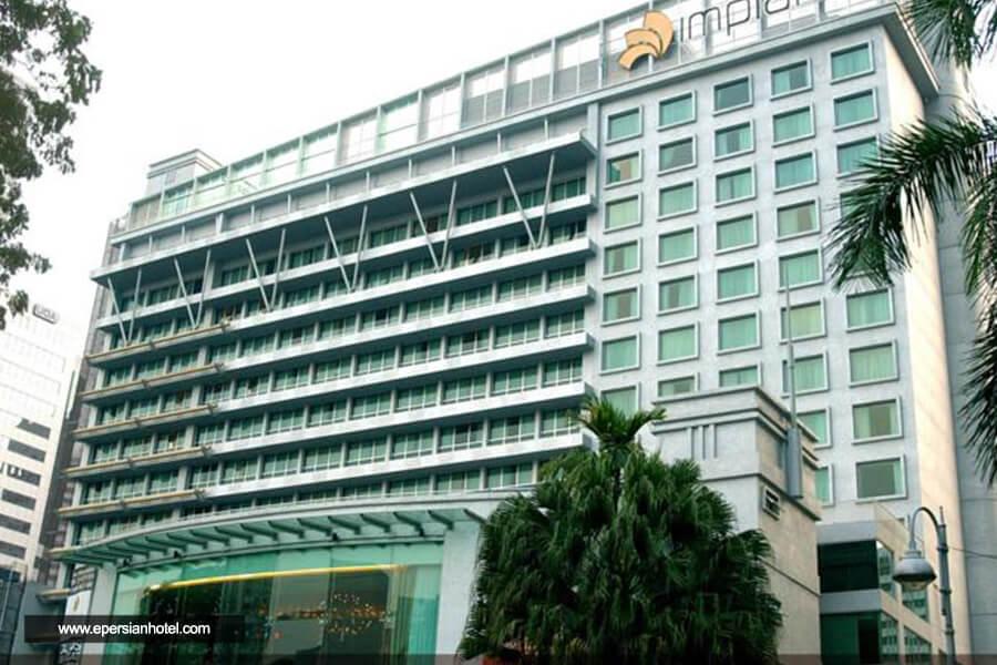 هتل ایمپیانا کی ال سی سی کوالالامپور نما