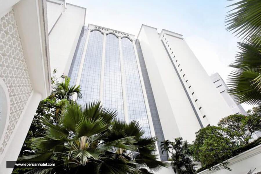 هتل ایستانا سیتی سنتر کوالالامپور نما