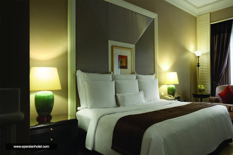 هتل دبلیو ماریوت کوالالامپور اتاق دو تخته
