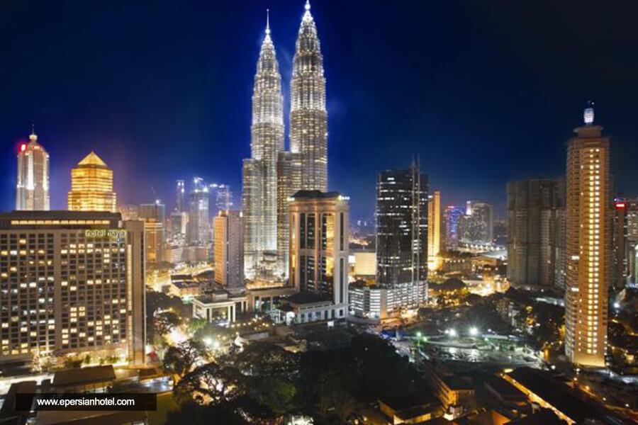 هتل مایا کوالالامپور نما