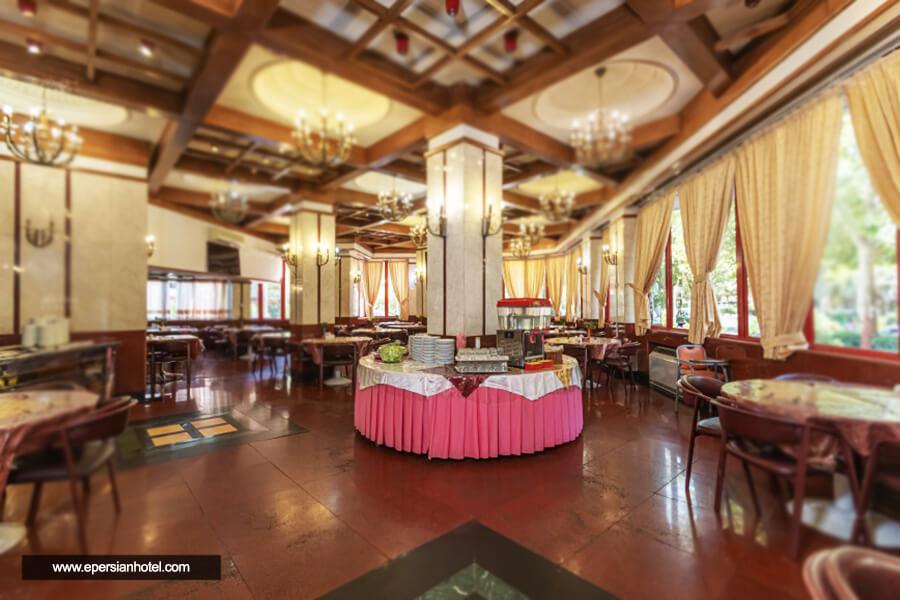 هتل لاله مشهد لابی