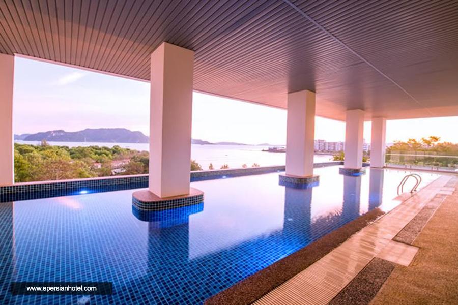 هتل آدیا لنکاوی استخر