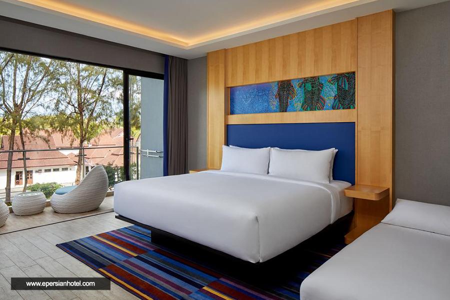 هتل آلوفت پانتای تنگاه لنکاوی اتاق
