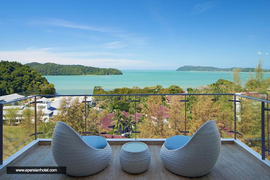 هتل آلوفت پانتای تنگاه لنکاوی نما