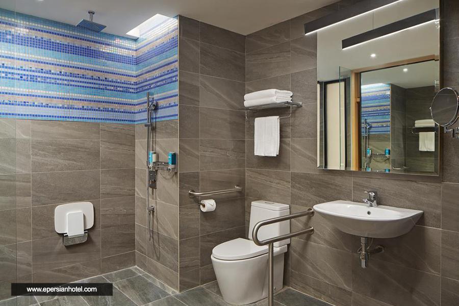 هتل آلوفت پانتای تنگاه لنکاوی سرویس بهداشتی