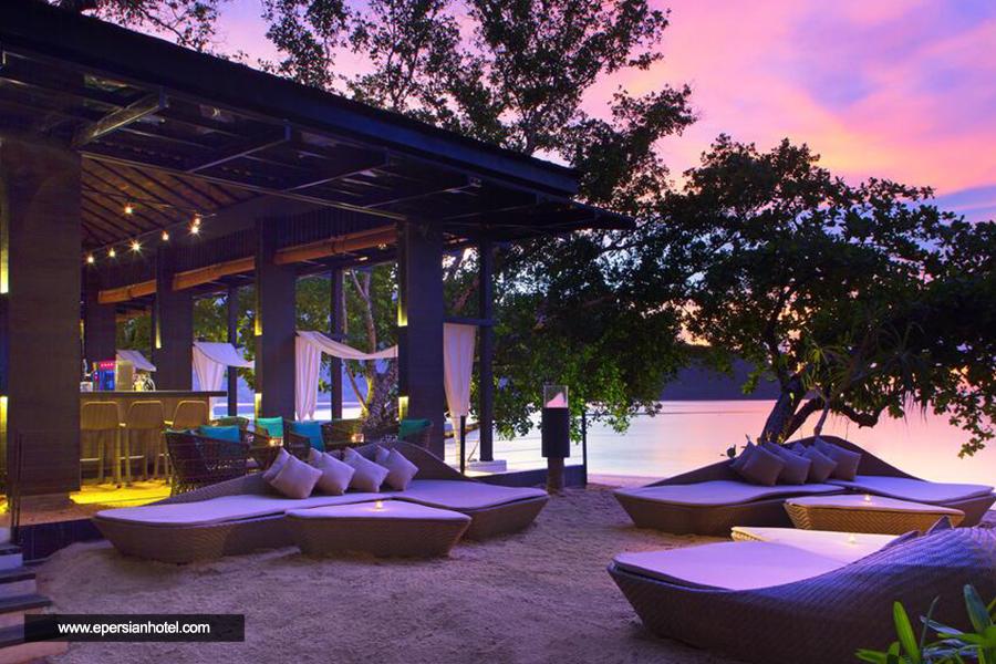 هتل آندامام لاکچری کالکشن ریزورت لنکاوی نما