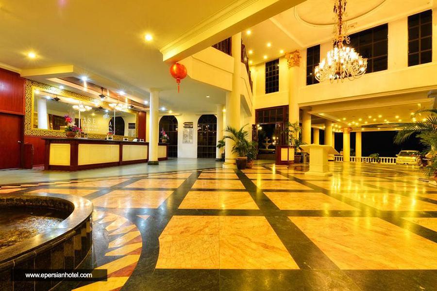 هتل آسیانا ریزورت لنکاوی لابی
