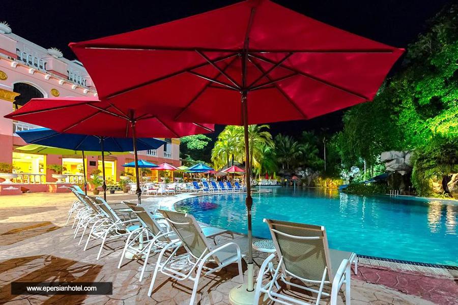 هتل آسیانا ریزورت لنکاوی استخر