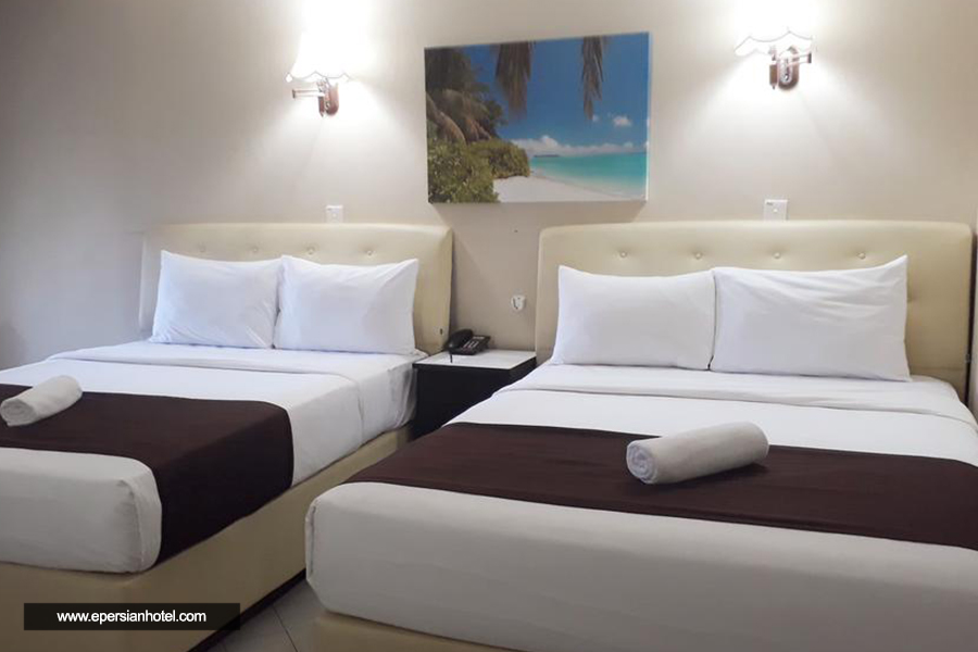 هتل آسیانا ریزورت لنکاوی اتاق