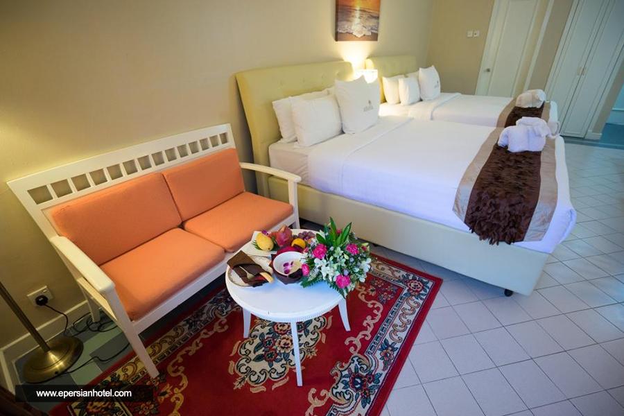 هتل آسیانا ریزورت لنکاوی اتاق تریپل