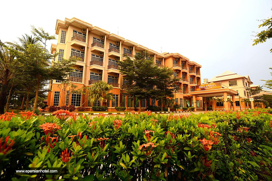 هتل بلا ویستا اکسپرس لنکاوی نما