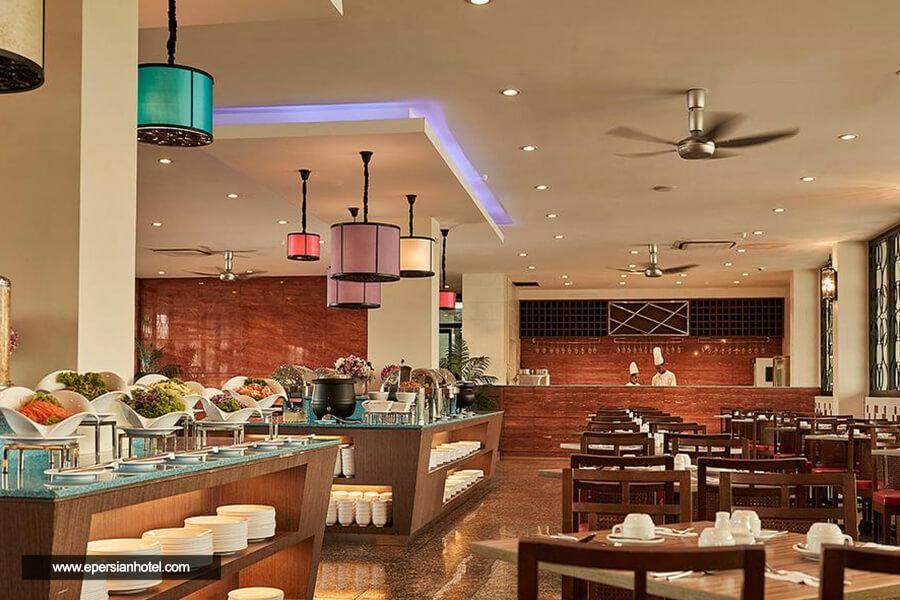 هتل دایانگ بی ریزورت اند سرویکاد لنکاوی رستوران