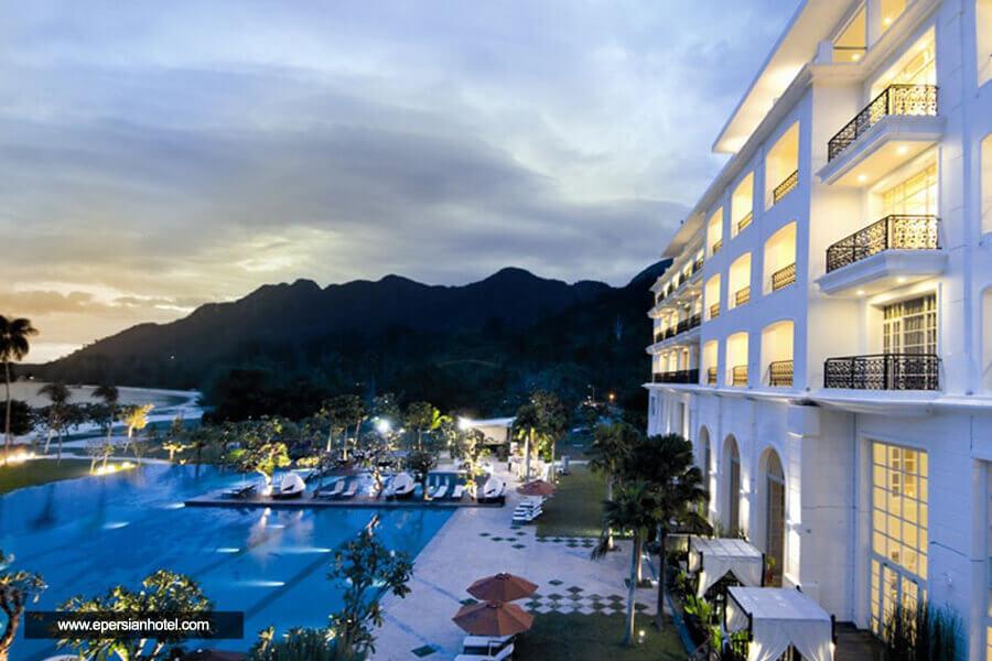 هتل دانا لنکاوی نما