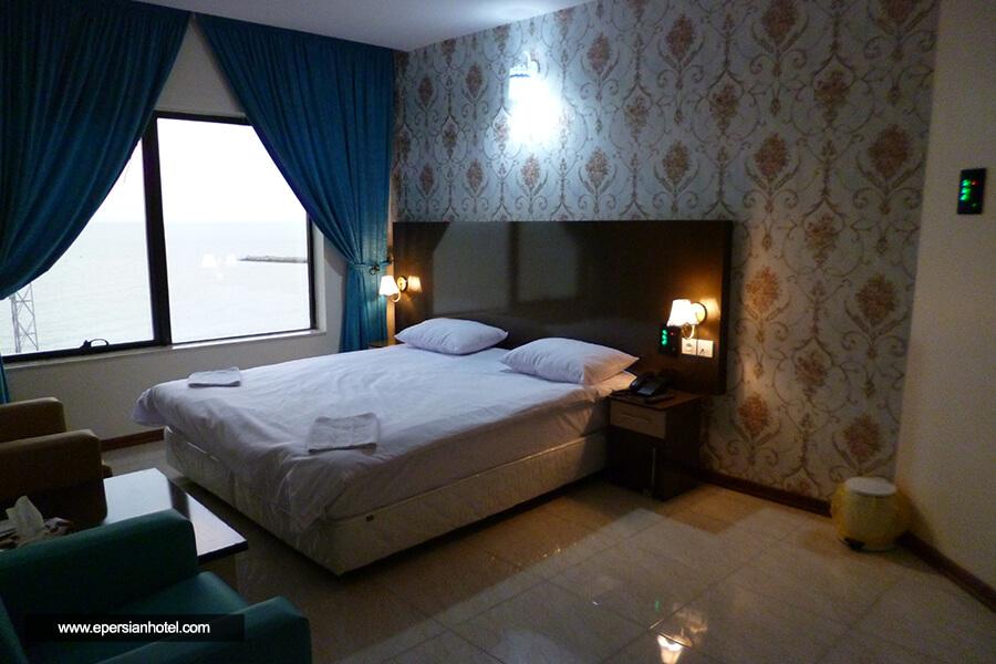 هتل لیدو رامسر اتاق دوتخته