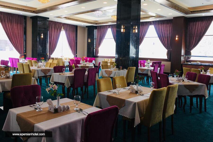 هتل لیلیوم کیش رستوران