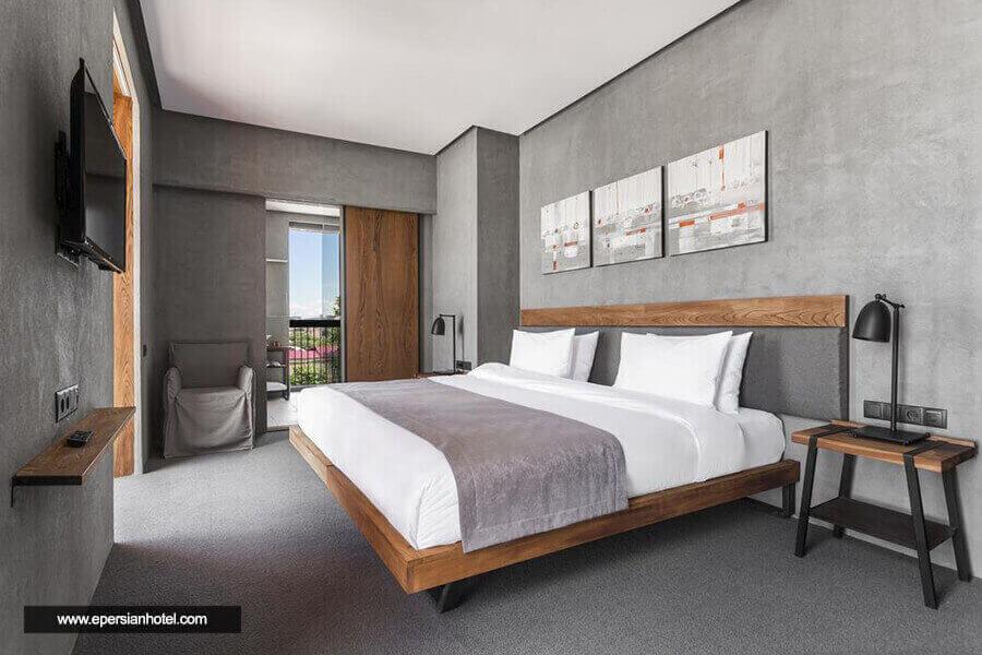 هتل آیوتا تفلیس اتاق دو تخته