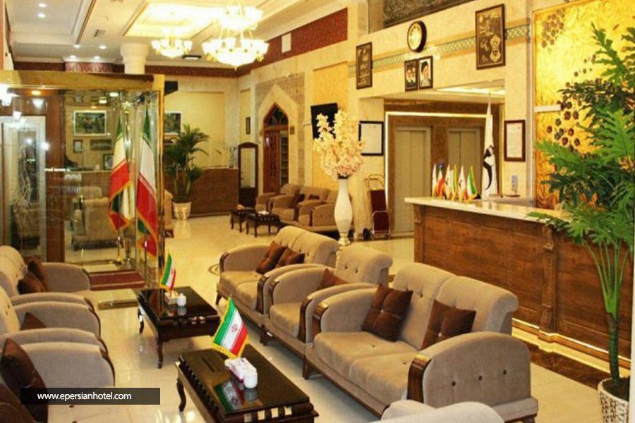 هتل محلات مشهد لابی2
