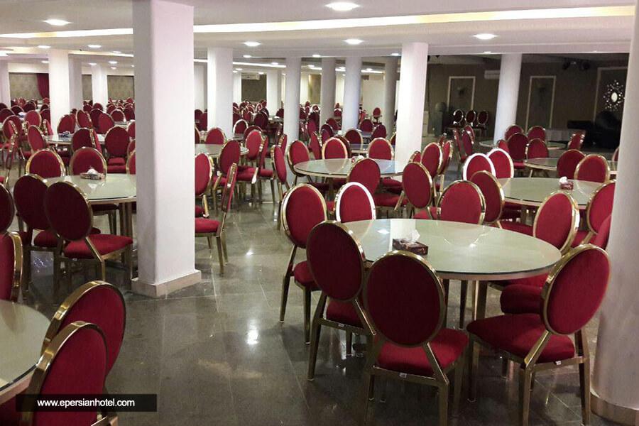 هتل ملک چالوس پذیرش