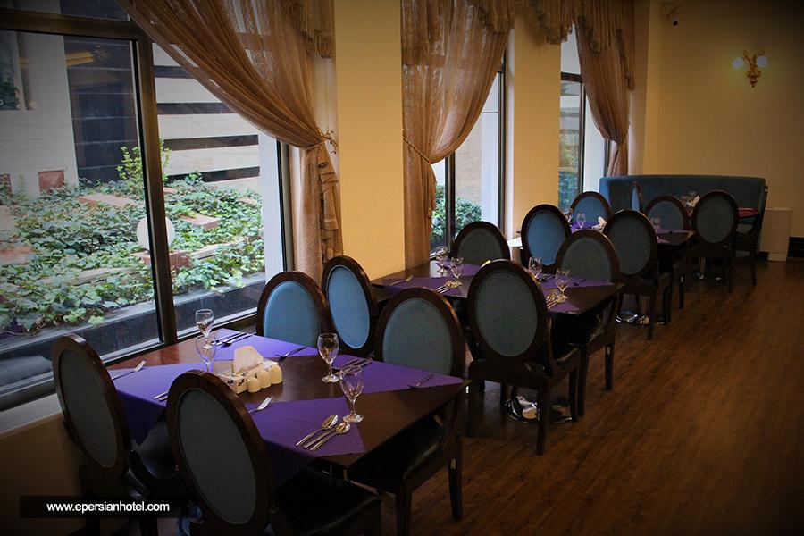 هتل مرآت مشهد رستوران