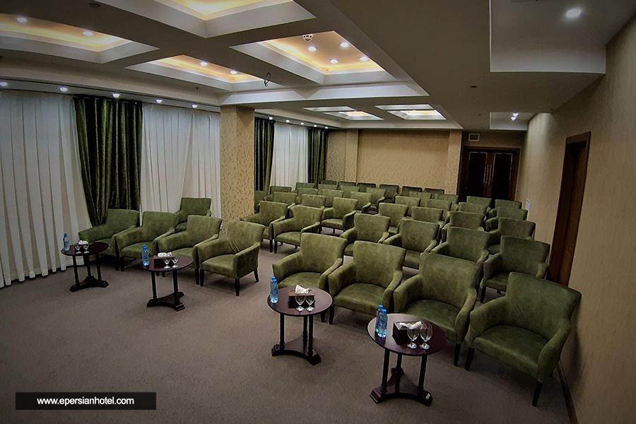 هتل مرآت مشهد سالن همایش