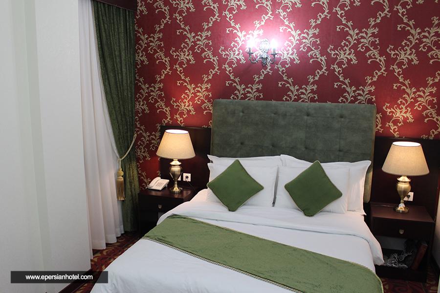 هتل مرآت مشهد اتاق دوتخته
