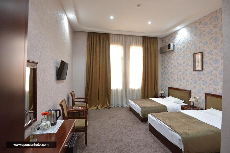 هتل مارگو پالاس تفلیس اتاق دوتخته