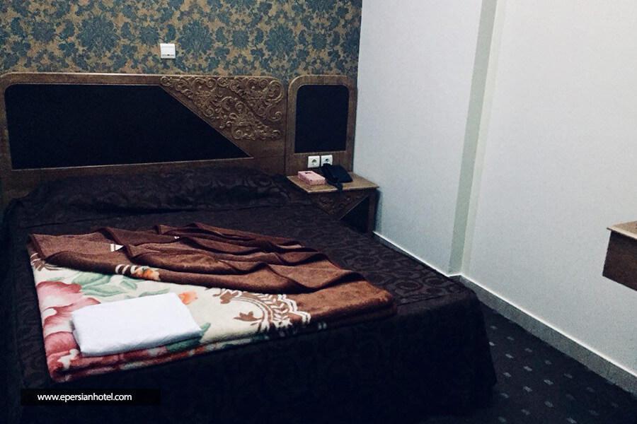 هتل آپارتمان مارین مشهد اتاق دابل