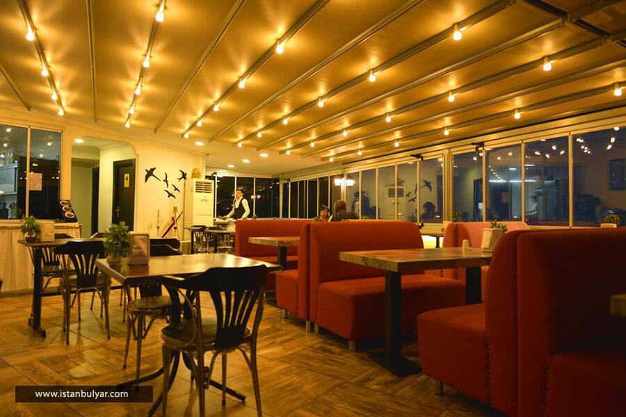 هتل مارینا سیتی استانبول رستوران