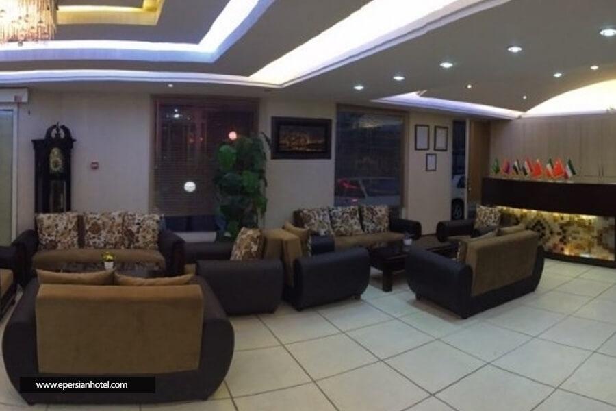هتل مودت مشهد لابی