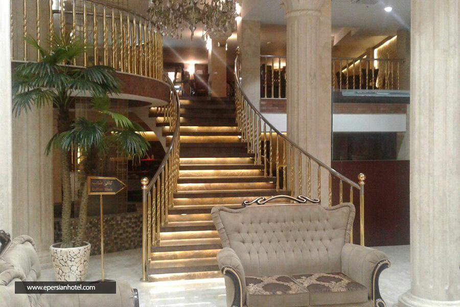 هتل ملیسا مشهد کافی شاپ