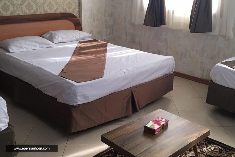 هتل آپارتمان مشکات مشهد اتاق چهارتخته